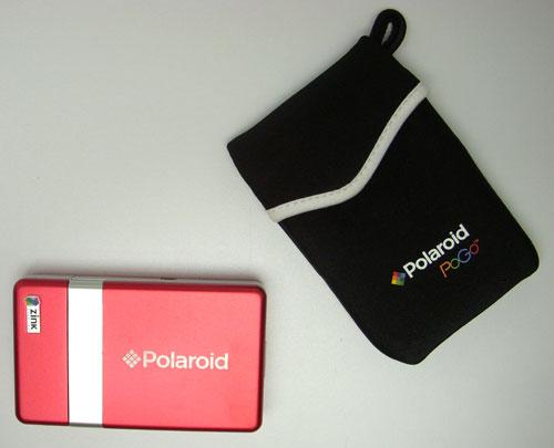 Gadget time polaroid pogo instant digital printer - Spare time gadgets ...